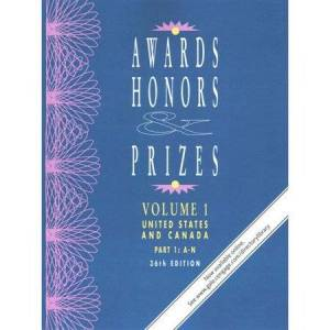 United Awards, Honors & Prizes: United States and Canada