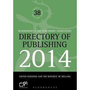 United Directory of Publishing 2014: United Kingdom and the Republic of Ireland