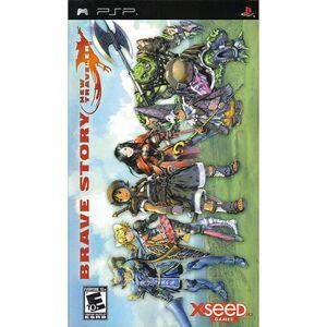 Sony Brave Story: New Traveler - Sony PSP