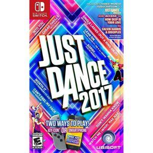 Ubisoft Just Dance 2017 (Nintendo Switch)