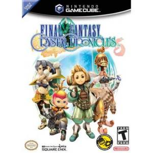 Square Enix Final Fantasy: Crystal Chronicles - Gamecube