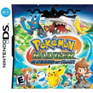 Nintendo Pokemon Ranger: Shadows of Almia (DS)