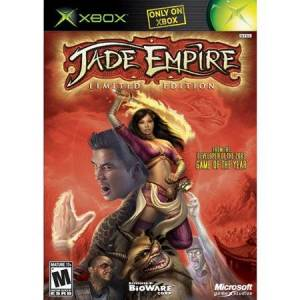 Microsoft Jade Empire Limited Edition Xbox