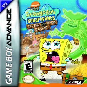 THQ SpongeBob Squarepants: Revenge of the Flying Dutchman