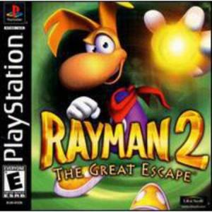 unknown Rayman 2: The Great Escape