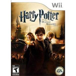 Electronic Arts Harry Potter and The Deathly Hallows Part 2 - Nintendo Wii