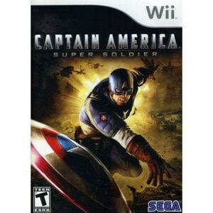 SEGA Captain America: Super Soldier - Nintendo Wii