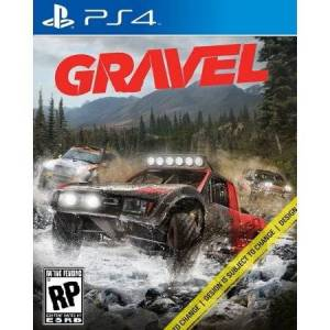 Square Enix Gravel PS4