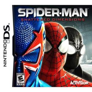 Activision spider-man: shattered dimensions - nintendo ds