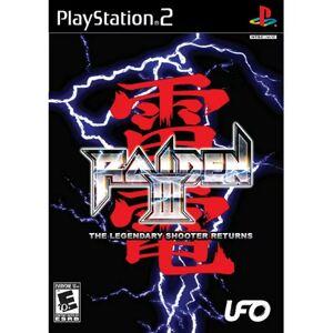 UFO Interactive raiden 3 - playstation 2