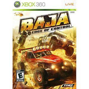 THQ baja: edge of control - xbox 360