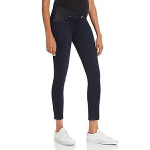 Paige Verdugo Ankle Maternity Jeans in Mona  - Female - Mona - Size: 30