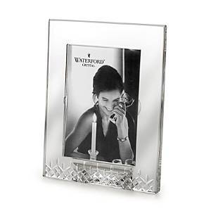 Waterford Lismore Essence Frame, 5x7  - Clear Crystal