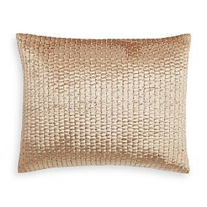 Hudson Park Collection Hudson Park Ethereal Decorative Pillow, 20 x 16  - Gold