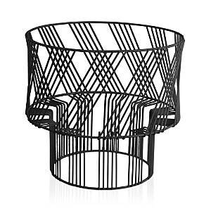 Bend Plant Stand  - Black