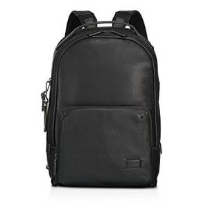 Tumi Harrison Leather Webster Backpack