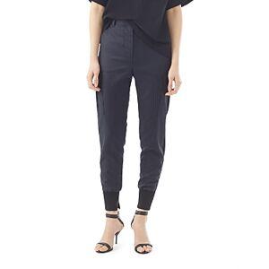 3.1 Phillip Lim Cargo Pocket Jogger Pants  - Navy Indigo - Size: 10
