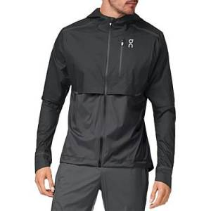 On Weather Tech Jacket  - Male - Black - Size: Small