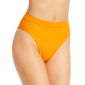 Lspace L*Space Frenchi Bikini Bottom  - Female - Mango - Size: Large