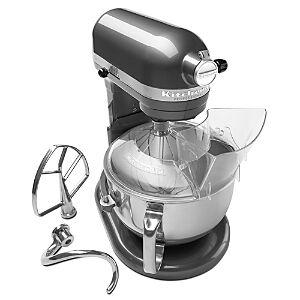 KitchenAid Pro 600 Series 6-Quart Bowl-Lift Stand Mixer #KP26M1X