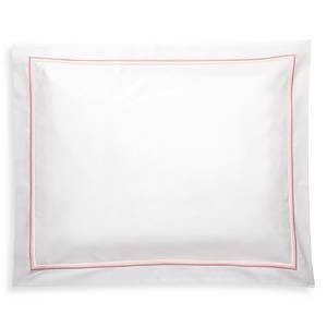 Matouk Essex Standard Sham  - Pink