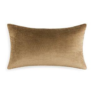 Yves Delorme Berlingot Decorative Pillow, 13 x 22  - Bronze