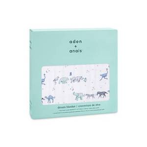 Aden and Anais Printed Classic Dream Blanket  - Unisex - Rising Star