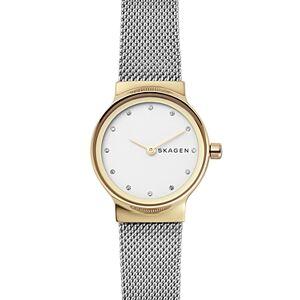 Skagen Freja Watch, 26mm  - Female - White/Silver
