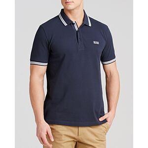Boss Paddy Polo - Regular Fit  - Male - Night Watch - Size: 3X-Large