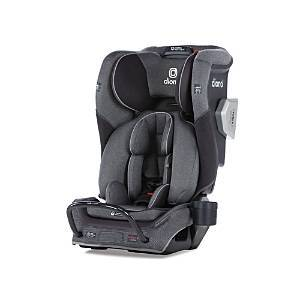Diono Radian 3QXT Ultimate 3 Across All-in-One Convertible Car Seat  - Unisex - Gray