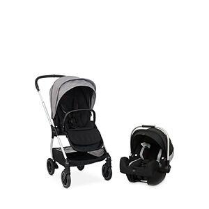 Nuna Triv Ellis Stroller & Pipa Car Seat Bundle  - Unisex - Black