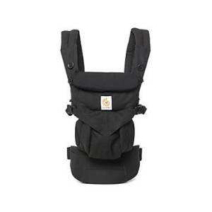 Ergobaby Omni 360 Carrier  - Pure Black - Size: One Size