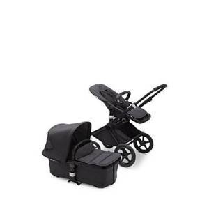 Bugaboo Fox2 Complete Stroller  - Unisex - Washed Black