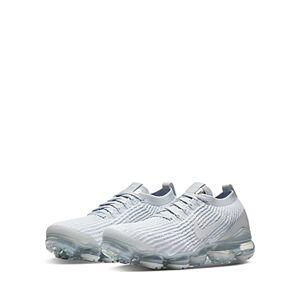 Nike Women's Air Vapormax Flyknit 3 Low Top Sneakers  - Female - White/White - Size: 7