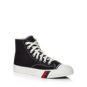 Pro-Keds Men's Royal High-Top Sneakers  - Male - Black - Size: 8