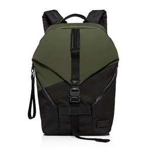 Tumi Tahoe Finch Color-Block Backpack - 100% Exclusive  - Male - Military Green
