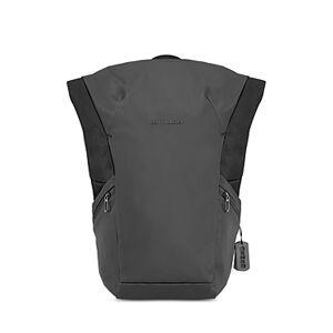Briggs & Riley Delve Large Roll Top Backpack  - Black