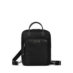 Longchamp Green District Backpack  - Male - Black