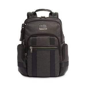 Tumi Alpha Nathan Expandable Backpack  - Male - Graphite