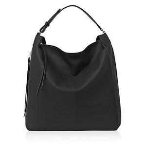 Allsaints Kita Backpack  - Female - Black/Silver