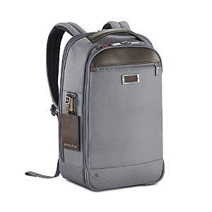 Briggs & Riley @Work Medium Slim Backpack  - Unisex - Grey