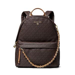 Michael Michael Kors Slater Medium Backpack  - Female - Brn/acorn
