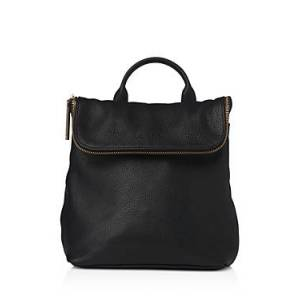 Whistles Verity Mini Leather Backpack  - Female - Black
