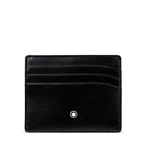 Montblanc Meisterstuck Pocket 6 cc Leather Card Case