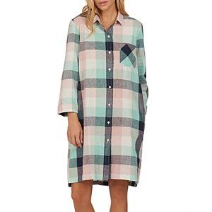 Barbour Seaglow Gingham Shirt Dress  - Female - Multi - Size: 18 UK/14 US