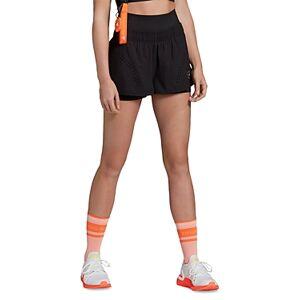 adidas by Stella McCartney TruePurpose Layered Shorts  - Female - Black - Size: Large