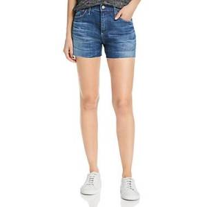Ag Hailey Cutoff Denim Shorts in 11 Years Fortitude  - Female - 11 Years Fortitude - Size: 23
