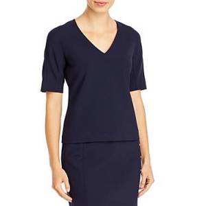 Boss Istroma Top  - Female - Navy - Size: 2