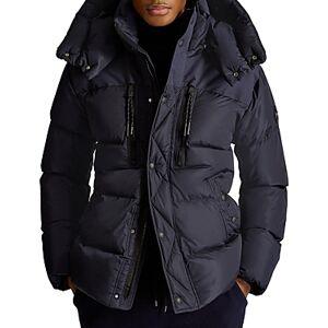 Ralph Lauren Rlx Ralph Lauren Water-Repellent Down Jacket  - Male - Navy - Size: Extra Large