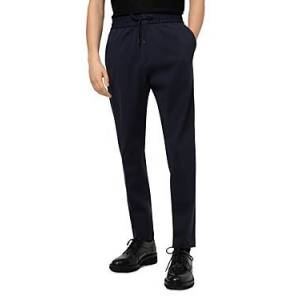 Hugo Boss Howard Extra Slim Fit Pants  - Male - Navy - Size: 32
